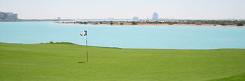 Yas Link Golf Course - Photo by reviewer