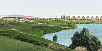 Yas Links Golf Course - Photo by reviewer