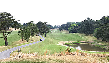 Yokohama (West) Golf Course - Photo by reviewer