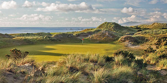 DMK is still not sure why Mr Keiser chose him to design Bandon Dunes