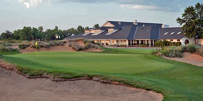 Maxwell's inland links Prairie Dunes is a jewel set in the heart of the US