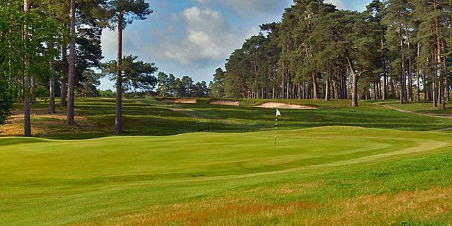 "Harry Colt modestly described Swinley Forest as his ""least bad course"""