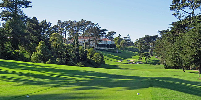 Olympic Club Lake is the most prominent design in Watson's portfolio