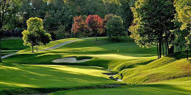 Nicklaus named Muirfield Village in honor of the famous Open venue