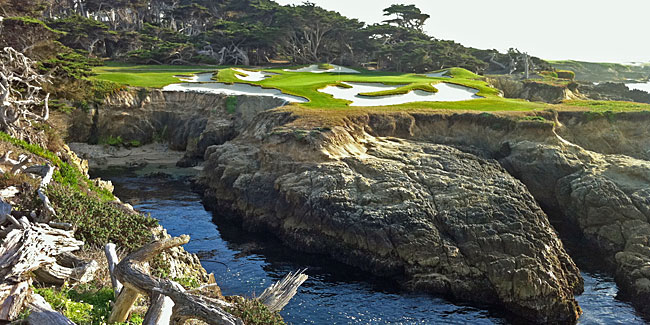 MacKenzie's Cypress Point is perhaps golf's most spectacular site