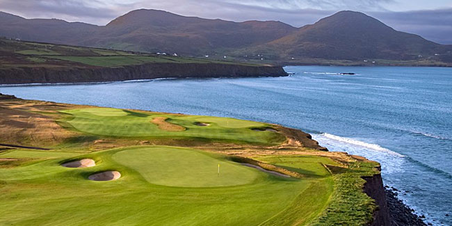 RTJ2's first Irish design, Hogs Head, opened in 2018 at Waterville