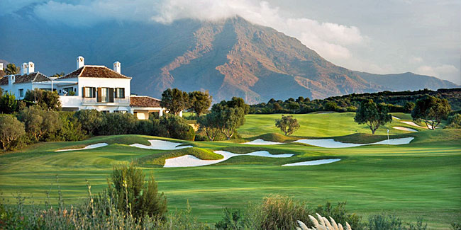 Finca Cortesin is Cabell Robinson's highest ranked European design