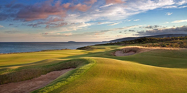 Cabot Links was an enormous architectural breakthrough for Whitman