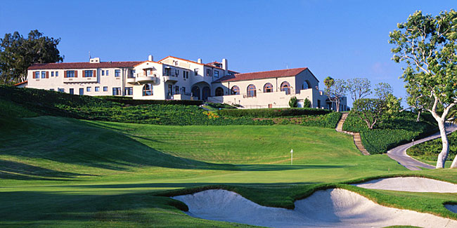 Riviera Country club is perhaps Thomas's most notable creation