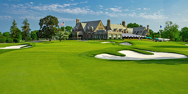 The West course at Winged Foot is A.W. Tillinghast's finest creation