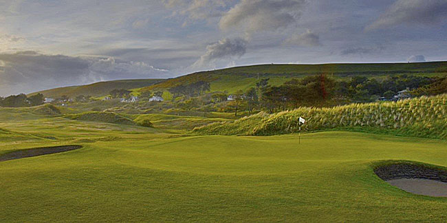 Saunton's West course is one of Pennink's notable restorations