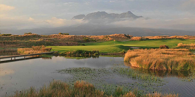 The Links course at Fancourt is perhaps Player's finest creation