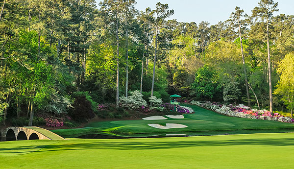 Image result for augusta national golf course