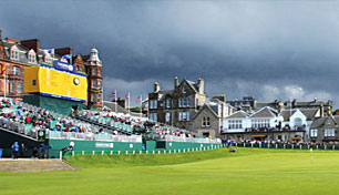 scotland golf a picture from St. Andrews