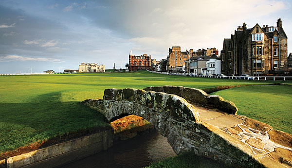 Scotland - Top 100 Golf Courses