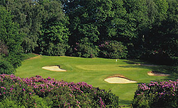 Top 200 Golf Courses in England 2011