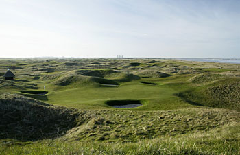 Top 100 Golf Courses of England 2012
