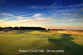 Top 100 Golf Courses of England 2014
