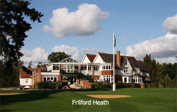 Top 100 Golf Courses of England 2016