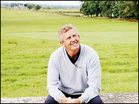 Monty gambles on money hole at Rowallan Castle
