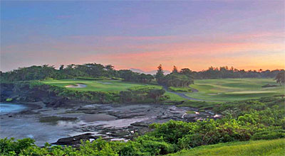 ​Top 30 Golf Courses of Indonesia 2017