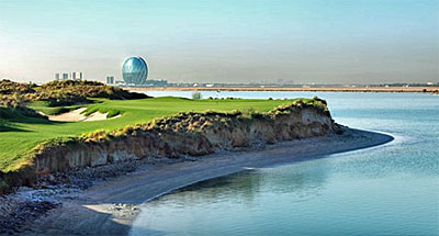 ​Top 20 Golf Courses of the Middle East 2017