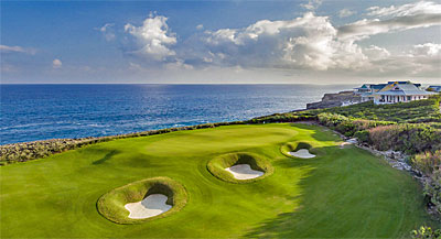 Top 50 Golf Courses of the Caribbean and Atlantic Islands 2017