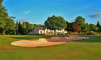 West Midlands of England - Top 10 Golf Courses 2017