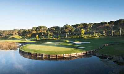 Steve Carr frames the spirit of the Stadium course at PGA Catalunya