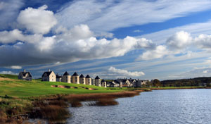 Faldo's Lough Erne nears completion