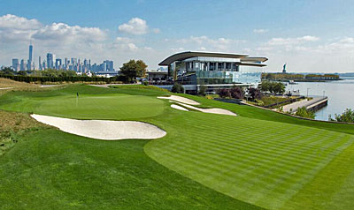 Four holes to watch at Liberty National - 2017 Presidents Cup