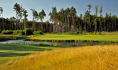 The Heritage course at Penati Golf Resort remains our Slovakian No.1