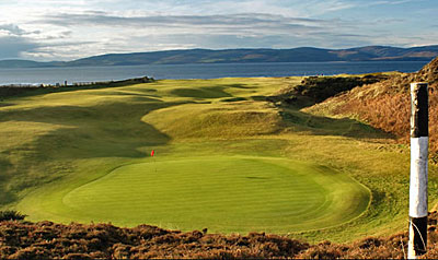 ​Top 100 Golf Courses of Scotland 2018