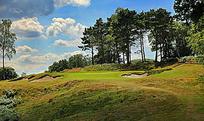 Top 100 Golf Courses of England 2018