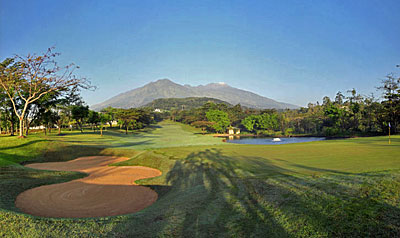 ​Top 30 Golf Courses of Indonesia 2018