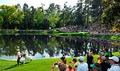 Augusta's par three party – 2018 Masters