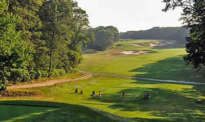 ​Quality public options abound – the lure of Long Island golf