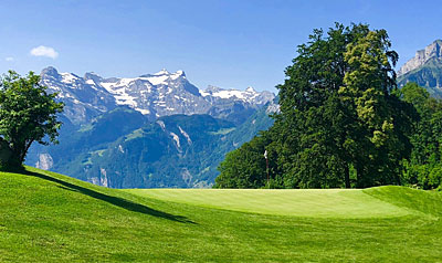 ​Swiss Alps – a golf destination and much more