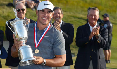 Koepka defends US Open title at Shinnecock Hills