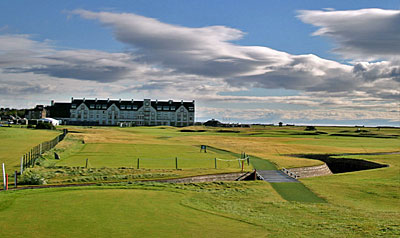 Behind the architectural curtain - Carnoustie hosts 147th Open