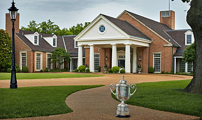 Behind the architectural curtain - Bellerive hosts 100th PGA Championship