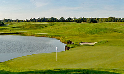 Behind the architectural curtain - 42nd Ryder Cup - Le Golf National